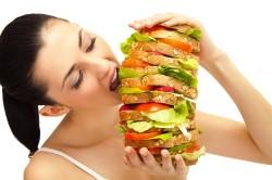 Неправильное питание - причина шейного остеохондроза