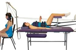 Применение Петлей Глиссона для лечения переломов шейного отдела позвоночника