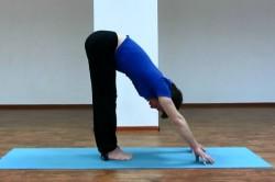 Йога для профилактики заболевания спины