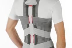 Ношение спинного корсета для лечения стеноза позвоночника