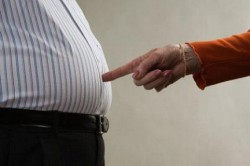 Влияние излишнего веса на возникновение межпозвоночной грыжи