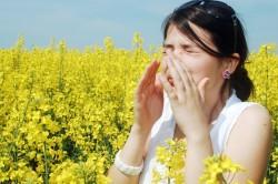 Аллергия - причина отека сустава