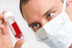 Анализ крови для постановки диагноза