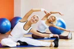 Гимнастика при травмах плеча