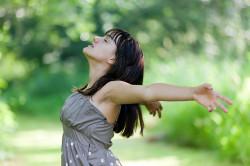 Контроль дыхания во время гимнастики