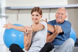 Польза ЛФК при остеопорозе