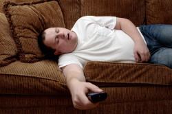 Малоподвижный образ жизни - причина остеохондроза