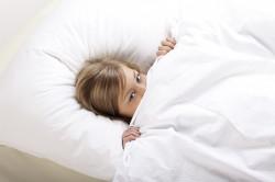 Отдых под теплым одеялом после парилки