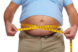 Ожирение - причина остеохондроза