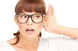 Потеря слуха при склерозе позвоночника