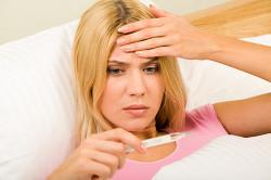 Повышение температуры при воспалении челюстно лицевого сустава
