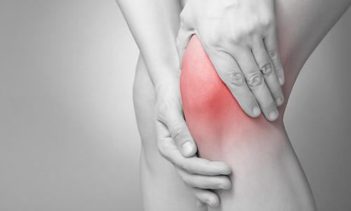 Проблема хруста в колене