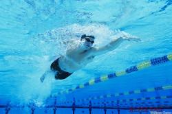Различие стилей плавания
