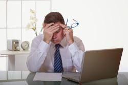 Сидячий образ жизни - причина остеохондроза