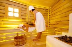 Поход в баню при остеохондрозе