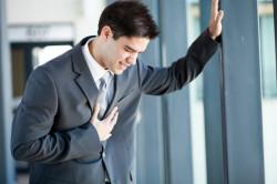 Боль в груди при межпозвоночной грыже