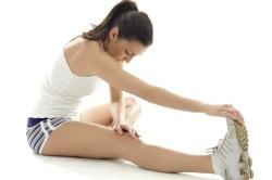 Выполнение упражнений для суставов