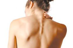 Боль в позвоночнике - основной симптом остеохондроза