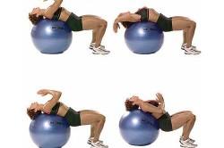 Комплекс упражнений для растяжки спины