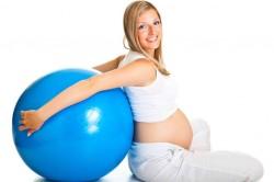 Гимнастика для лечения остеохондроза при беременности