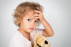 Головная боль у детей при остеохондрозе