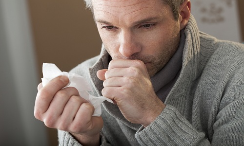 Проблема кашля при остеохондрозе