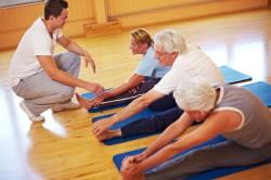 Лечебная физкультура для препятствия атрофирования мышц нижних конечностей