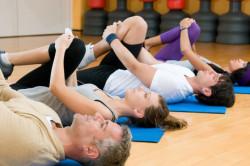 Гимнастика при менисците коленного сустава