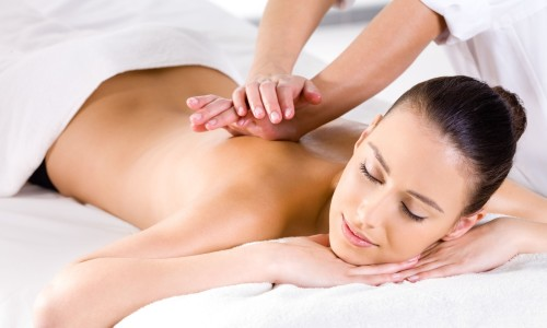 Польза массажа спины