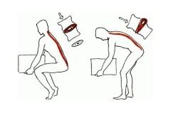Отказ от подъема тяжестей при заболеваниях суставов