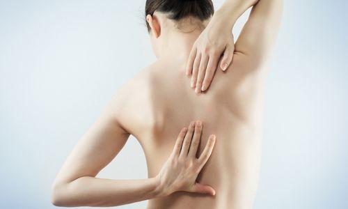 Боль в спине при остеохондрозе