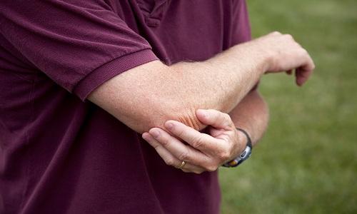 Проблема артрита локтевого сустава