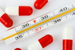 Повышенная температура при ревматоидном артрите