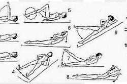Упражнения при коксартрозе тазобедренных суставов