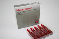 Мильгамма для лечения остеохондроза