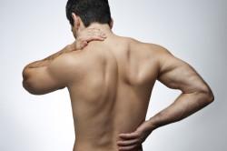 Боль в спине - симптом травмы позвоночника