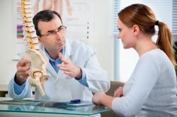 Консультация ортопеда для диагностики заболевания