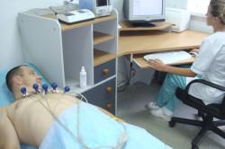 ЭКГ при остеохондрозе