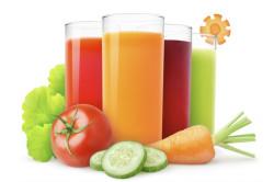 Польза свежевыжатых соков при болезнях суставов