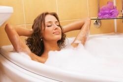 Польза ванн при остеохондрозе