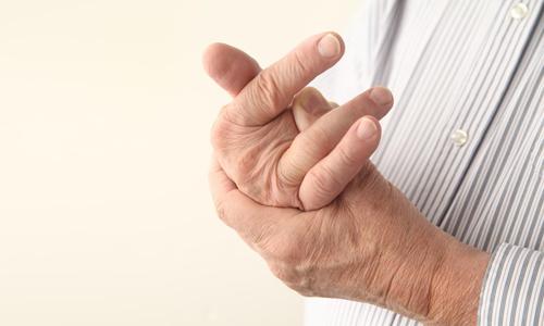 Проблема воспаления суставов пальцев рук