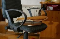 Тренажер-сиденье для позвоночника