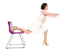 Упражнения со стулом при артрите