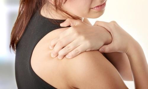 Проблема травмы плечевого сустава