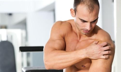 Проблема ушиба плечевого сустава