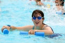Упражнения в воде для лечения артроза лучезапястного сустава