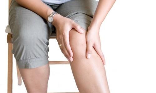 Проблемы с коленным суставом