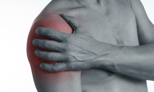 Необходимость перевязки при травме плеча
