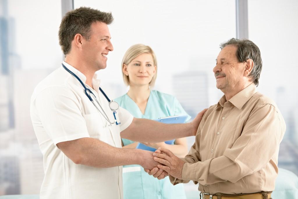 Врач назначил при лечении простатита