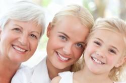 Наследственность - одна из причин возникновения остеохондроза тазобедренного сустава